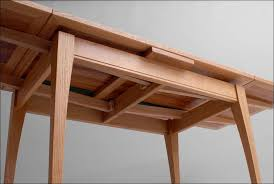 brownoakpulloutcoffeetable3 table plans leaf drawing e saving dining table dining room tables
