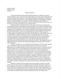 to write a critical lens essay how to write a critical lens essay