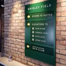 A Tour Of The New Wrigley Field 1914 Club Bleed Cubbie Blue