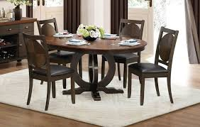 oval kitchen table set