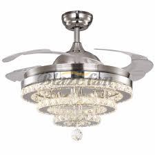 Ceiling Light With Hidden Fan Buy Led Light Bulbs Fancy Ceiling Fan Light Hidden Blades