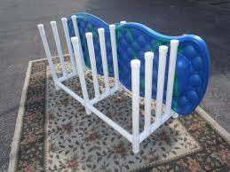 pool float rack. Simple Pool PVC Pool Float Rack To C
