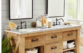 rustic white bathroom vanities. Interesting Rustic Bathroom Vanities And Cabinets Cabinet Medium Size Creative  Distressed Wood Using Rustic White Oak Old Bathrooms In T
