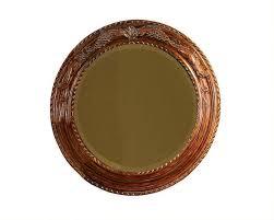 Napa Bedroom Furniture Aspen Round Mirror Napa As74 464