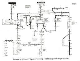 wiring 1988 ford ranger headlight wiring diagram starter relay ford headlight switch diagram at Ford Explorer Headlight Switch Wiring Diagram