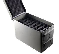 Clip On Magazine Holder Amazon 100 Cal Ammo Can 100 Pistol Magazine Holder Foam 40