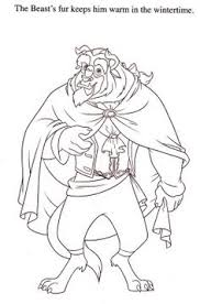 Small Picture Disney Beauty and the Beast Coloring Page Beauty and the Beast