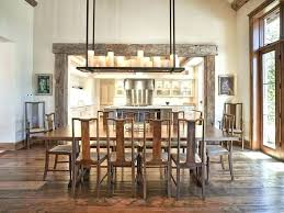 full size of what height to hang pendant light over dining table above best for room