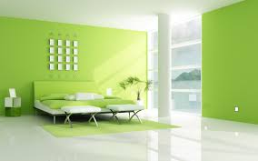 Lime Green Living Room Green Wallpaper For Living Room Katiefellcom