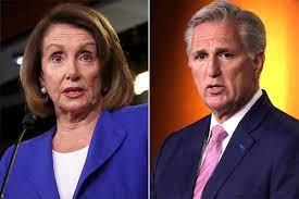 Nancy Pelosi Calls Kevin McCarthy a ...