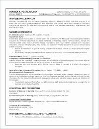 Professional Resume Paper Enchanting Resumes For Nursing Assistant Elegant Nursing Assistant Resume Fresh