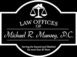 Law Office Logo Design Magnificent Law Offices Of Michael R Munsey PC In Abingdon VA Johnson City TN