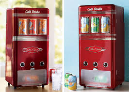 Retro Soda Vending Machine Fascinating Retro Vending Machine Interior Design Inspiration Eva Designs