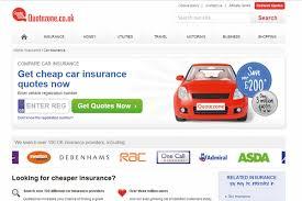 quotezone compare car insurance best comparison sites 2016 auto express