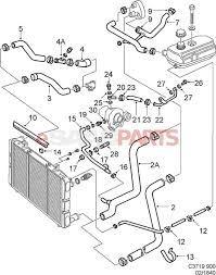 Audi q7 parts diagram 8124158 saab gasket genuine saab parts from esaabparts