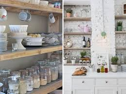 Small Picture 17 best kitchen shelf images on Pinterest Open shelves Kitchen