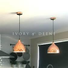 copper pendant light kitchen copper pendant light design stunning copper pendant light kitchen best copper pendant
