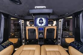 Armored Mercedes-Benz G-Class For Sale - Armored Vehicles ...