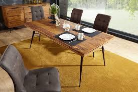 Esszimmer Tisch Und Stühle Holz