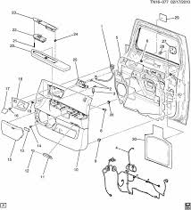 08 09 hummer h2 rh penger side door panel seat heater switch