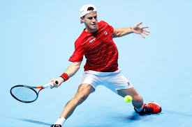 Diego schwartzman celebrates beating richard gasquet for the first time on wednesday in paris. Diego Schwartzman At The Start Of The Season I Was Not Thinking About The Atp Finals In London Ubitennis