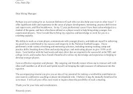 Baseball Coaching Resume Cover Letter Coachingover Letter Healthoach Example Athletic Sample Basketball 45