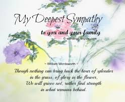 Condolences Quotes Custom Card Condolences Message Quotesgram Religious Sympathy Messages Loss