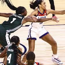 USA Olympic basketball teams finally ...