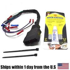western fisher snow plow 2 pin plow side battery cable harness western fisher snow plow unimount 9 pin plow side harness repair kit 49317 22335