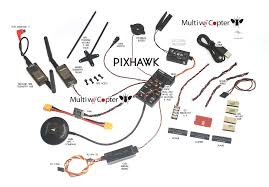 pixhawk long range px4 survey autopilot pix32 holybro full kit wiring diagram of pixhawk px4 full house m8n gps and remote compass dual imu for