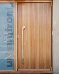modern front door handlesUrban Front  Contemporary front doors UK  designs erange