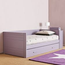 ... Kids Furniture, Kids Bed With Trundle Trundle Bed With Storage Drawers  Cometa Kids Bed With ...