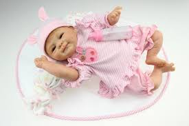 Wholesale 18 Inch Christmas <b>Reborn</b> Baby Doll With Clothes <b>Hot</b> ...