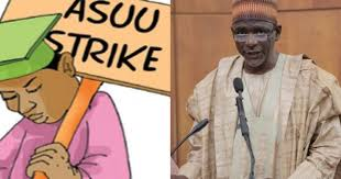 Image result for ASUU Tells It's Members To Get Ready For Long Term Strike