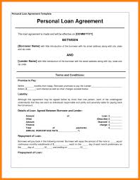 Financial Loan Agreement Template 24 Family Loan Agreement Template Packaging Clerks Family Loan 1