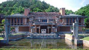 Fantastic Frank Lloyd Wright Merged Eastern And Western Architecture At  Free Home Designs Photos Fiambrelomitocom