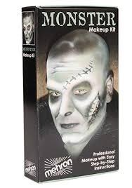 amazon mehron makeup premium character kit monster frankenstein beauty