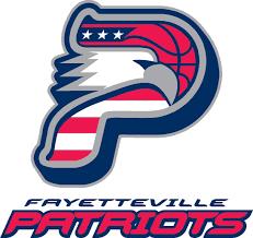 Fayetteville Patriots Primary Logo - NBA Gatorade League (G-League ...