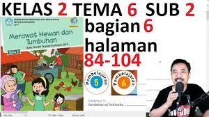 Ukurlah jarak a dari keempat titik, yaitu b1, b2, b3, b4. Tema 6 Kelas 2 Subtema 2 Halaman 84 104 Merawat Hewan Dan Tumbuhan Bagian 6 Rev 2017 Youtube