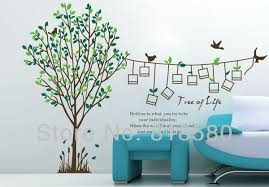 free home decor family tree wall decal wall art stickers wall decals 190 x 110cm