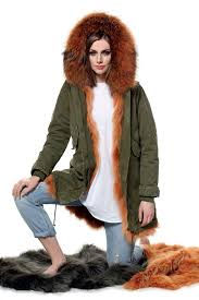 fur coats of course the faux fur must be the only choice enjoy the pastel colors of this season short or long it s up to you