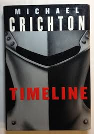 best michael crichton images michael crichton  timeline by michael crichton 1999 hardcover first trade ed time travel