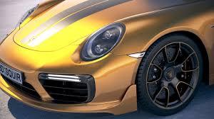 2018 porsche turbo s exclusive. unique 2018 porsche 911 turbo s exclusive series 2018 royaltyfree 3d model  preview  no with porsche turbo s exclusive