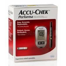 Medical Diabetes Care Accuchek Performa Blood Glucose