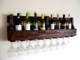 floating wine glass shelf pottery barn rack racks shelves wine glass rack pottery barn e77 rack