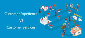 Customer Services Experience How Customer Experience Differs From Customer Service