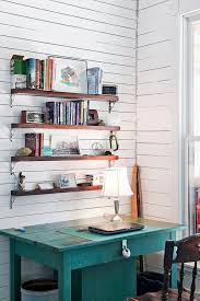 rustic office decor. shabby chic painted turquoise desk office decor furniture rustic home