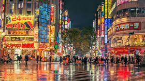 Tokyo City Wallpapers on WallpaperDog