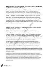 giving present essay momentum