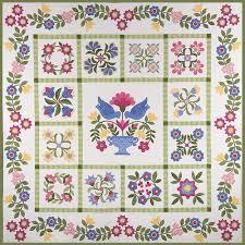 applique quilts   Applique Quilts: Bluebird's Piece O'cake ... & applique quilts   Applique Quilts: Bluebird's Piece O'cake Adamdwight.com